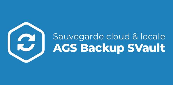 AGS Backup SVault