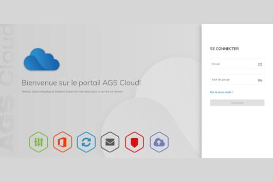 Portail Client AGS Cloud